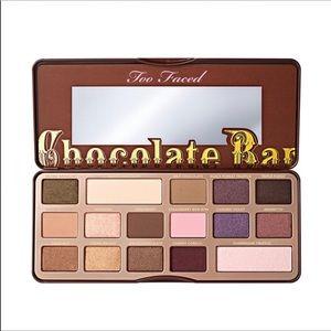 🆕 Too Faced Chocolate Bar Eye Shadow Palette